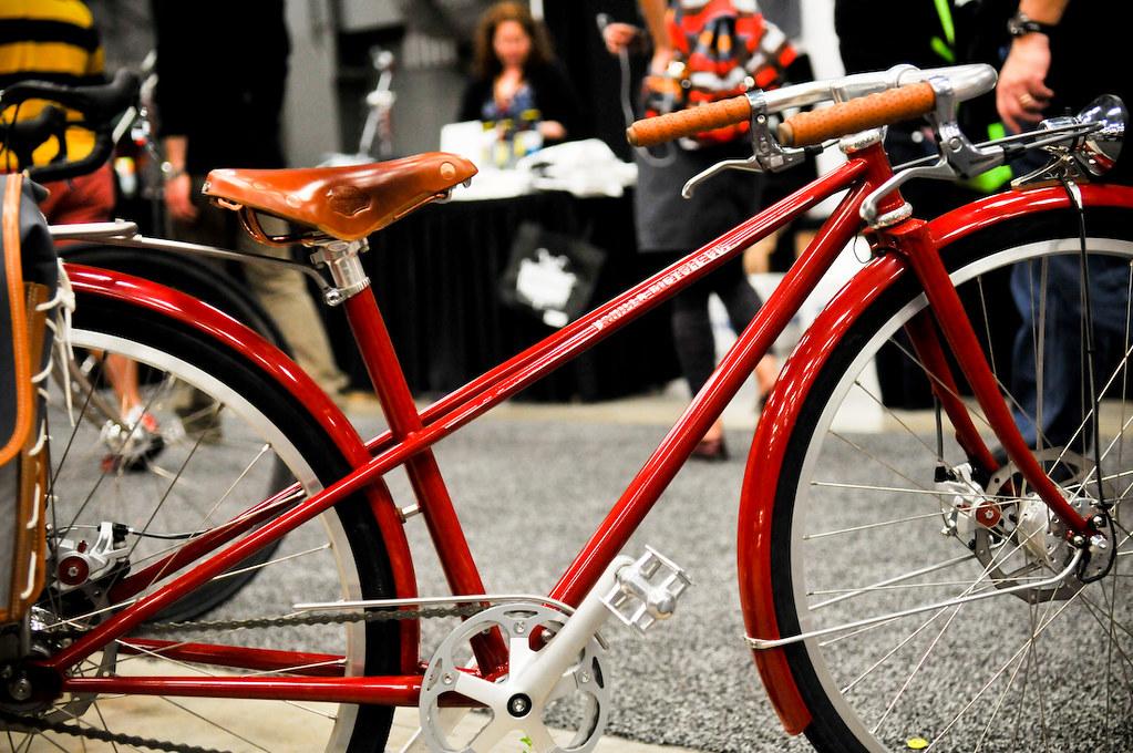Vanilla's kids bike