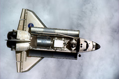 Discovery approaches for docking (astro_paolo) Tags: nasa discovery esa 133 internationalspacestation spaceshutle europeanspaceagency expedition26 sts133 magisstra