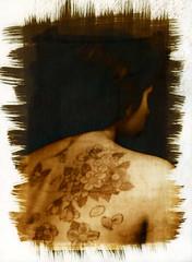 loulou2 (sdzn) Tags: tattoo nude nu femme lausanne van dyke vandyke altprocess anciens ceriser femmenu sdzn procd 1010ch