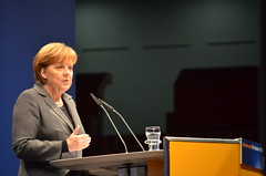 "Angela Merkel • <a style=""font-size:0.8em;"" href=""http://www.flickr.com/photos/55801493@N08/5482515197/"" target=""_blank"">View on Flickr</a>"