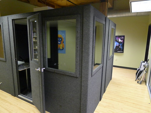MailChimp Sound Booth