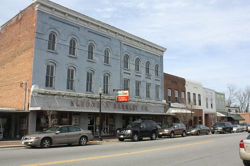 Sledge & Barkley Company - Lawrenceville, VA