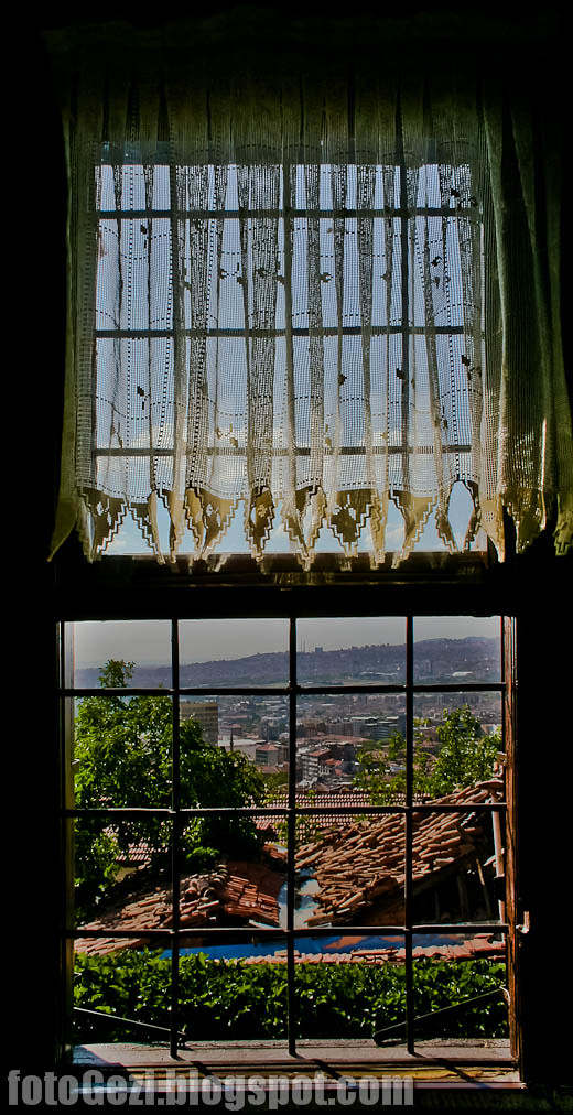 Old Ankara Window
