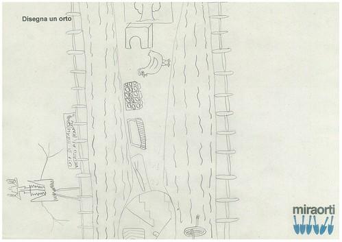 Disegna un orto 5A 21