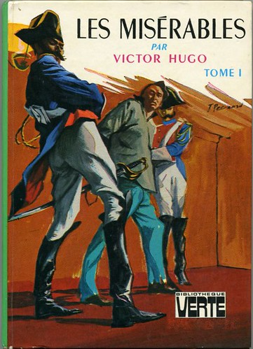 Les misérables : Tome 1 : by Victor HUGO