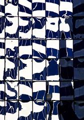 Distortion (Abel AP) Tags: california city windows urban usa distortion reflection building architecture downtown sanjose highrise bayarea sanjoseca bridgebank distortedreflection