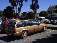2010.03-17.1114 1987-'89 Holden Camira JE. Albany, S.Coastal WA 6331 (mwe152) Tags: gm australia albany wa cavalier westernaustralia holden camira jcar southcoastal