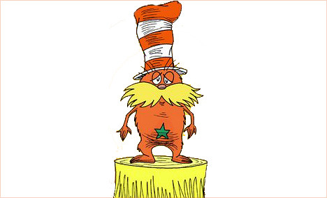 lorax-on-tree-stump-dr-seuss-drawing-illustration-hat-mustache-green-star-belly-white-background-image