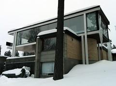 Villa Jongskollen #4 (Anders Hansen) Tags: camera oslo modern architechture 60s 4 norwegian 1964 1963 arkitektur iphone norsk geir sandvika grung modernistic jongskollen