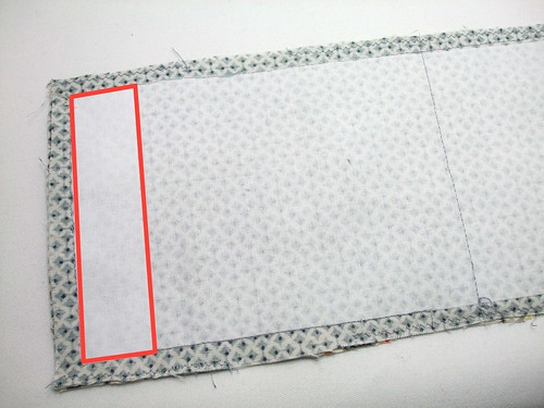 Card wallet tutorial Step 11