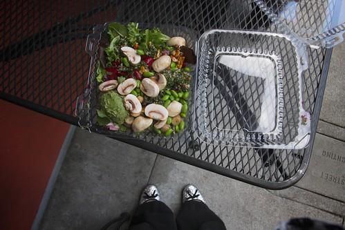 salad bar salad