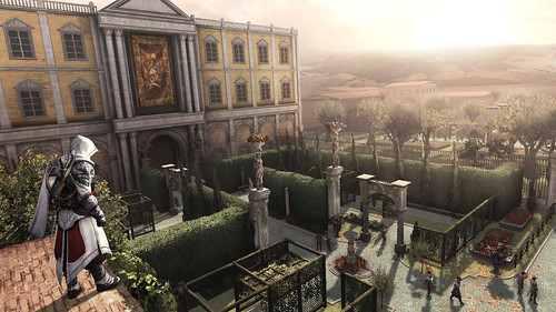 Assassin's Creed Brotherhood: The Da Vinci Disappearance