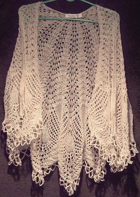 Panache Wedding Shawl