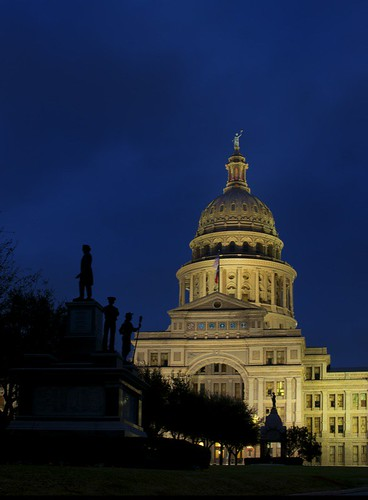 Texas Capitol at Dawn