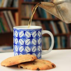 Tea break  by Helen in Wales