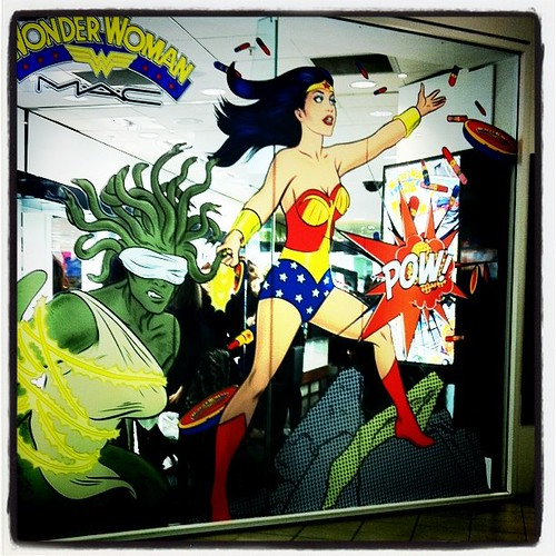 Wonder woman MAC