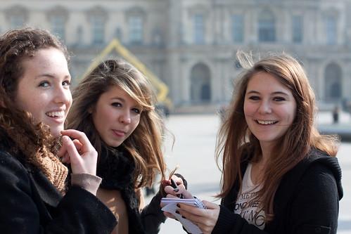 [Paris and You] [#6] Les Lyonnaises