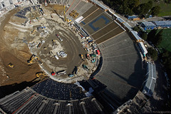 Memorial Stadium renovation and seismic retrofit