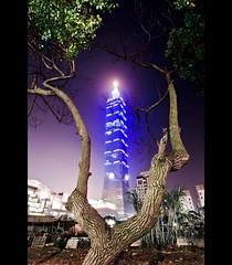Taipei 101 (pooldodo) Tags: canon eos taiwan tokina taipei taipei101 台灣 台北 f28 台北101 50d t116 1116mm