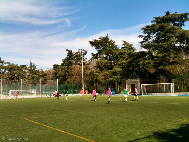 (306) Domingo por la mañana, fútbol
