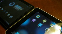 Xoom vs iPad by Sir.Christopher Of Baltimore, on Flickr