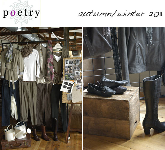 Poetry Autumn/Winter preview