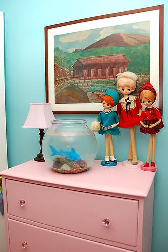 Bradley dolls.