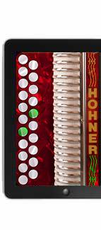 Hohner-B/C Melodeon
