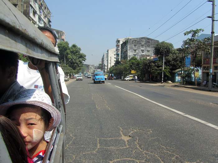 Myanmar Transportation
