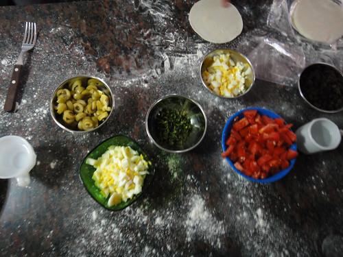 Empanadas Ingredients