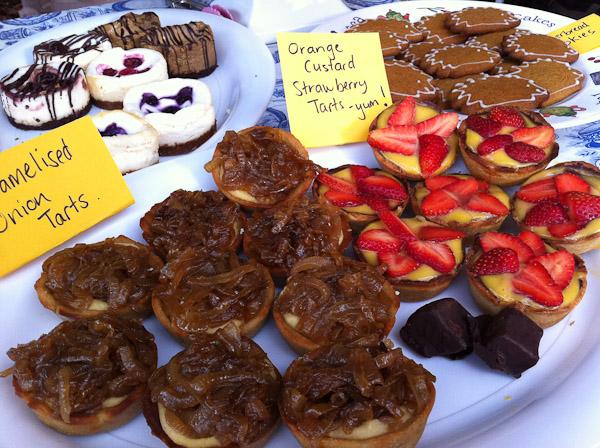 Tarts - Sydney Vegan Bake Sale