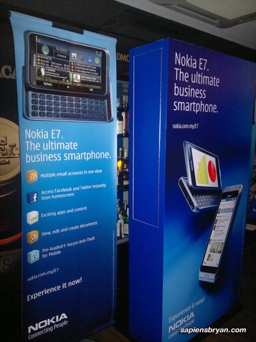 Nokia E7 Premier Preview