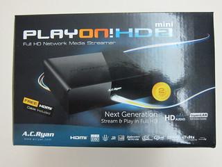 A.C. Ryan Playon! HD Mini 2