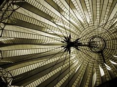Sony Center (xoan) Tags: trip travel building berlin germany sonycenter hitech berlinale cupule