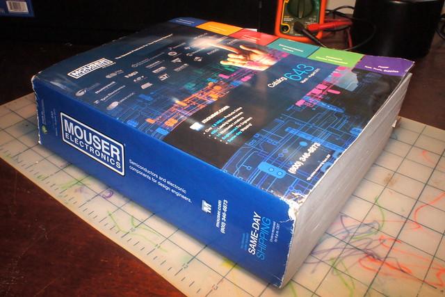 Повний каталог існуючих електро-радіо виробів