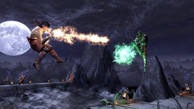 Mortal Kombat: Komposing Cinematic Audio and the Origins of