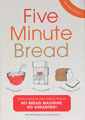 Five Minute Bread book cover 1426 R