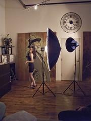 BTS: Scott Forman/Lisa Marie Wade (Joe Grimshaw) Tags: keller shoot location forman canong10