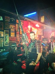 Security at this party is insane #SXSW
