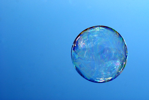 Bubble by choctruffle, on Flickr