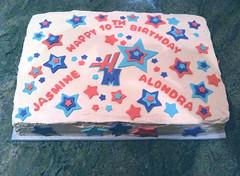 Hannah Montana cake by Sharon