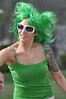 Saint Patrick's Day parade Wearing of the
