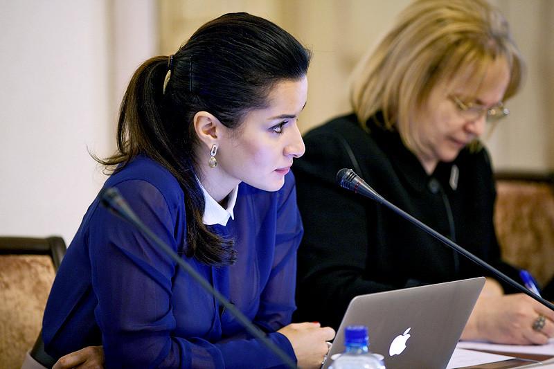 Канделаки открывает дискуссию о новых технологиях
