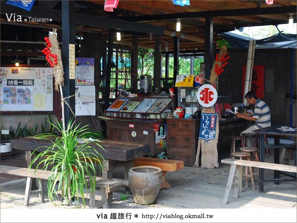 【嘉義景點】新港板頭村交趾剪粘藝術村~到處都是有趣的拍照景點!16