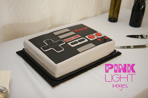 The Groom's Cake!!!!