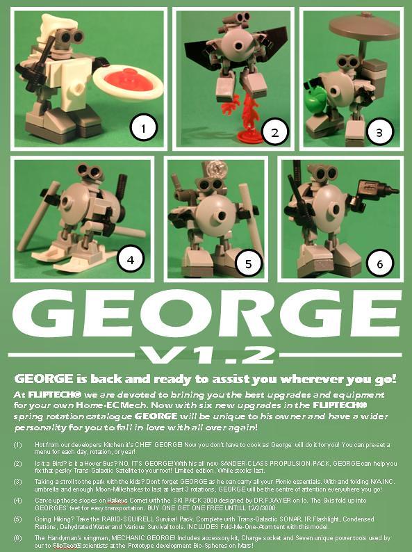 GEORGE V1.2 - FlipTech®