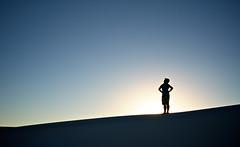 Same Old Thing (DEARTH !) Tags: sunset sky newmexico silhouette sand dusk whitesands save3 save7 save8 delete save save2 save9 save4 gradient save5 save10 save6 nationalmonument sanddunes savedbythehotboxuncensoredgroup