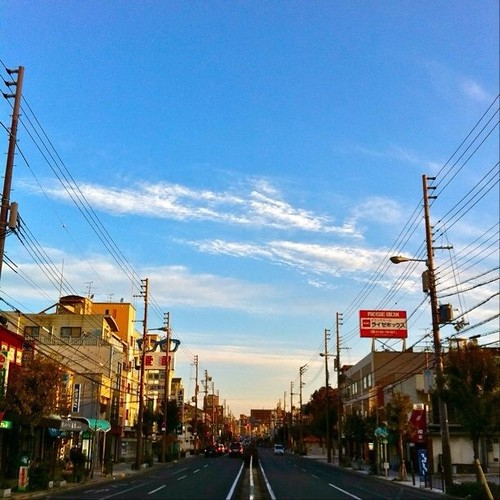 今日の写真 No.166 – 昨日Instagramへ投稿した写真(3枚)/iPhone4 + Photo fx