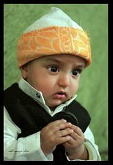 Khaled (BaraaGFX) Tags: portrait child clothes khaled hejazi