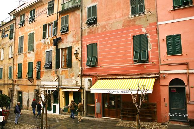 Vernazza 街景2